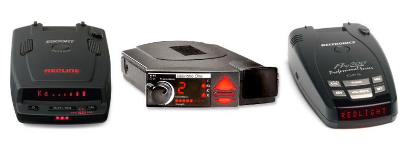 радар детектори