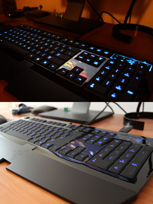 Razer Lycosa Mirror Keyboard