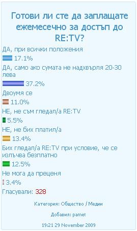 Re:TV анкета