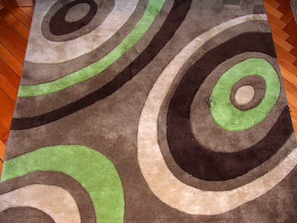Фигурален килим