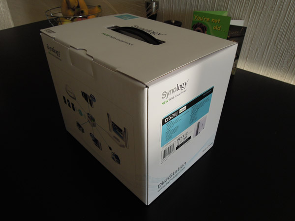 Synology DiskStation ds211j